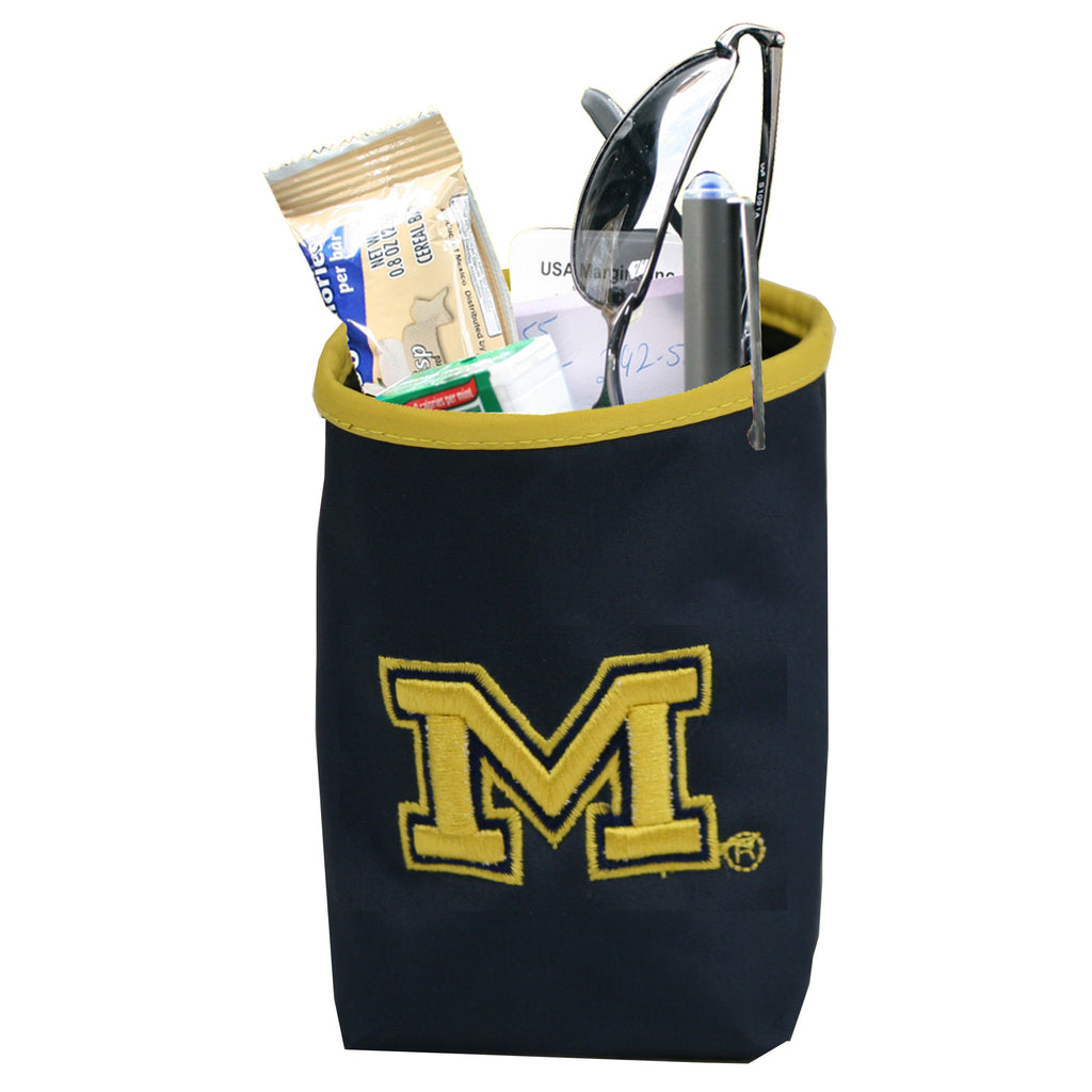 Michigan Wolverines  Car Pocket - Charm14