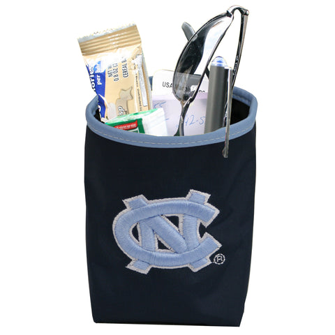 North Carolina Tar Heels Car Organizer Pocket