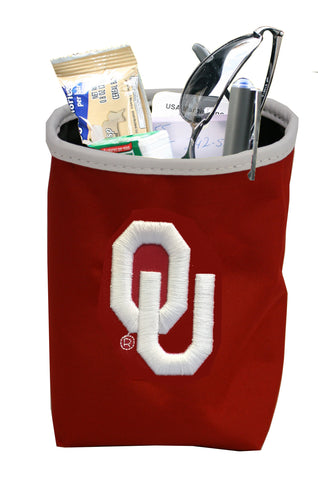 Oklahoma Sooners Car Organizer Pocket
