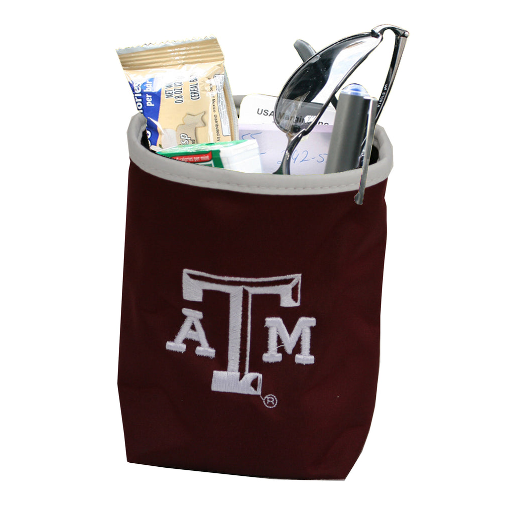 Texas A&M Aggies Car Organizer Pocket