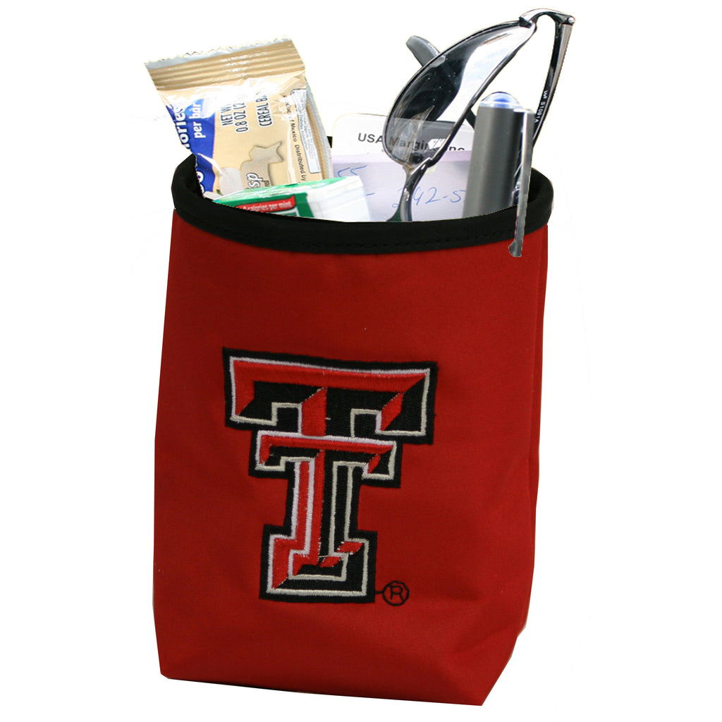 Texas Tech Red Raiders  Car Pocket - Charm14