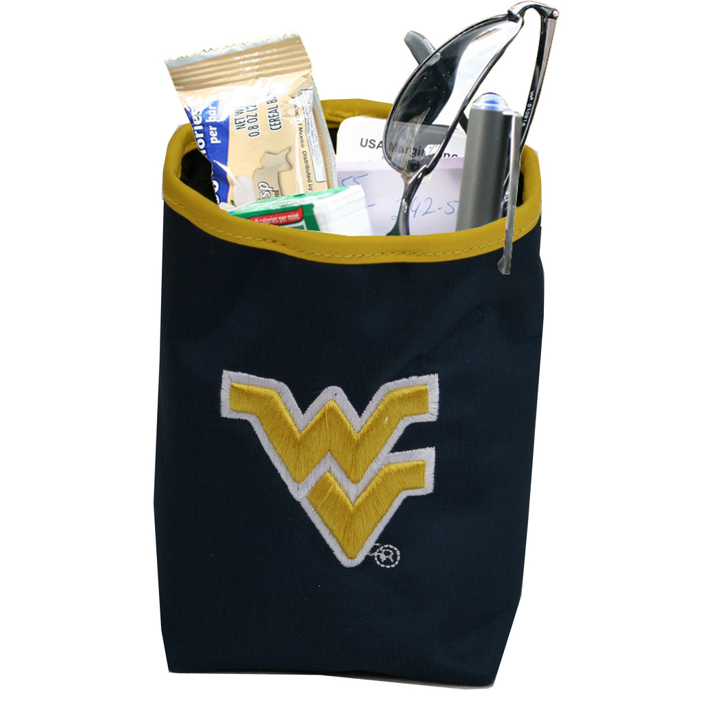 West Virginia Mountaineers Car Pocket - Charm14