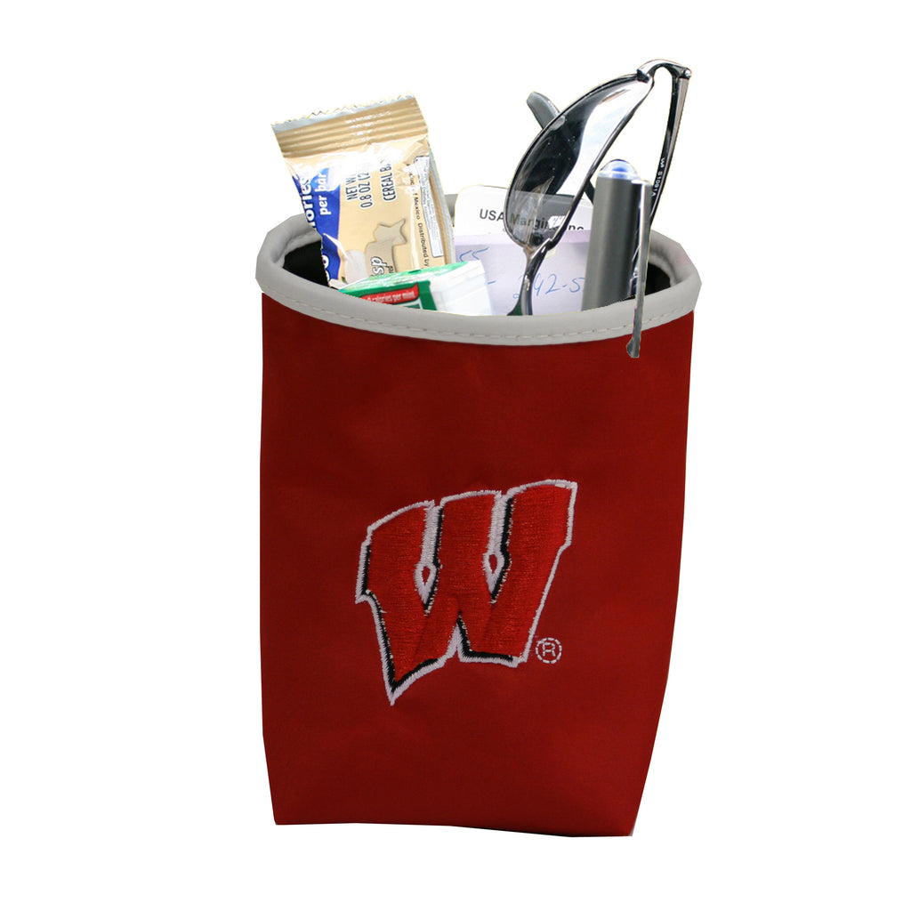 Wisconsin Badgers  Car Pocket - Charm14