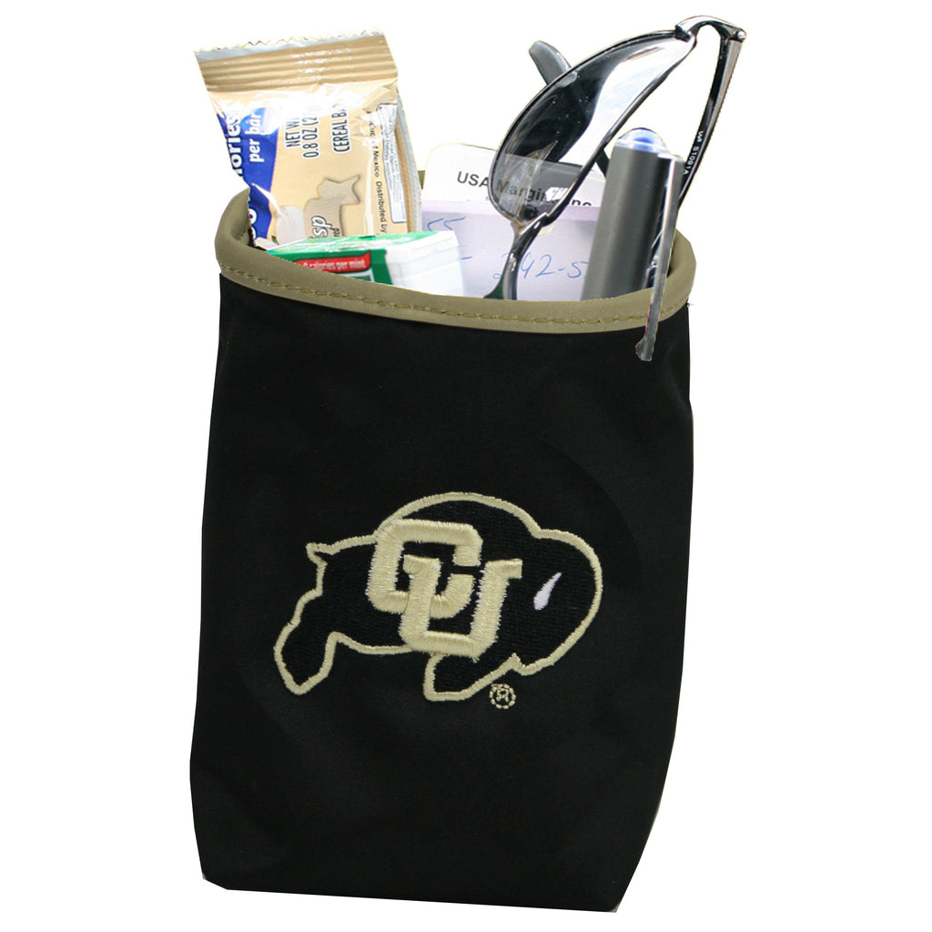 Colorado Buffaloes Car Organizer Pocket