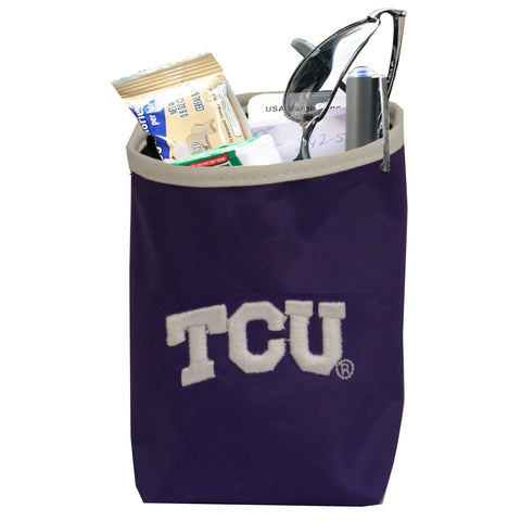 TCU Horned Frogs  Car Pocket - Charm14