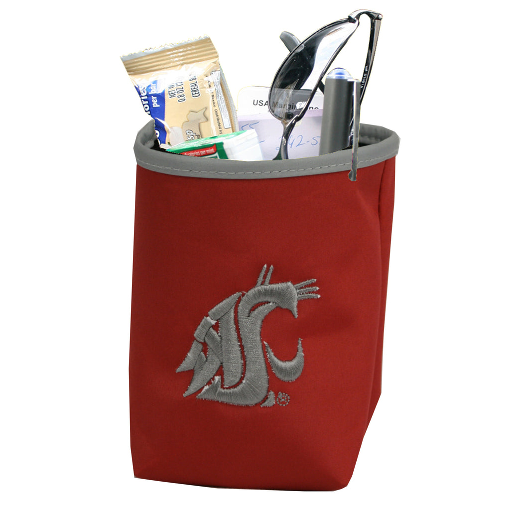 Washington State Cougars Car Organizer Pocket