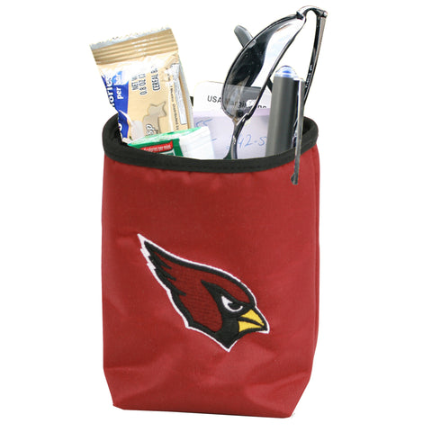 Arizona Cardinals Car Organizer Pocket