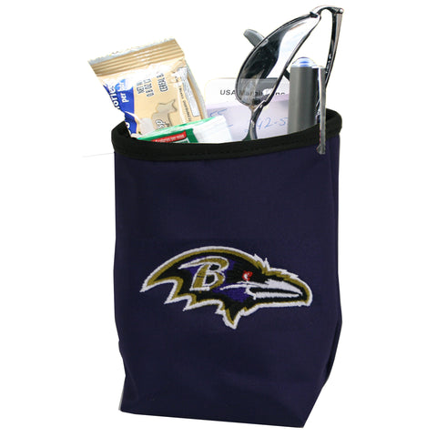 Baltimore Ravens Car Organizer Pocket