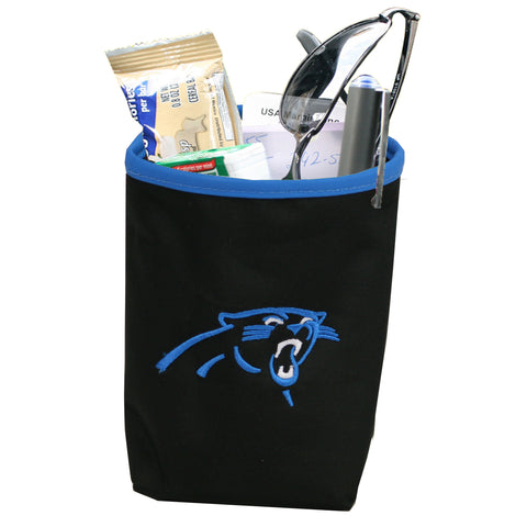Carolina Panthers Car Organizer Pocket
