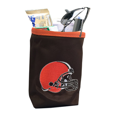 Cleveland Browns Car Organizer Pocket