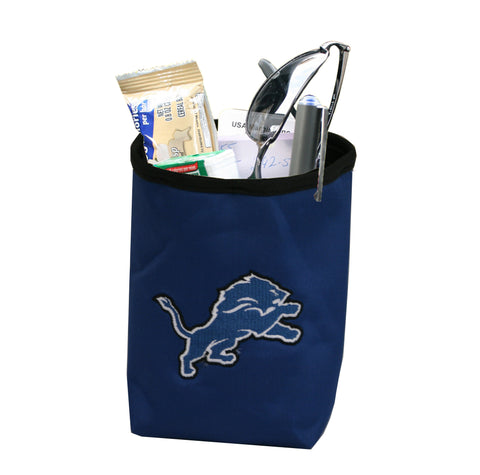 Detroit Lions Car Organizer Pocket