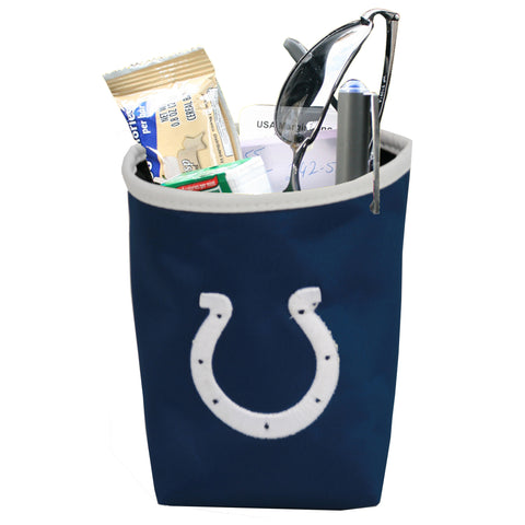 Indianapolis Colts Car Organizer Pocket