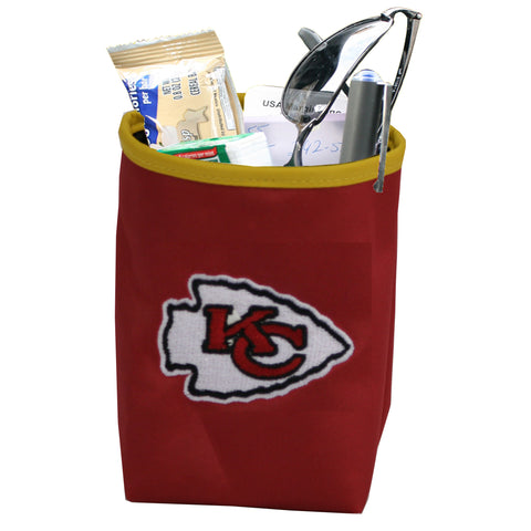 Kansas City Chiefs Car Organizer Pocket