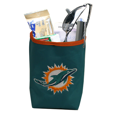 Miami Dolphins Car Organizer Pocket