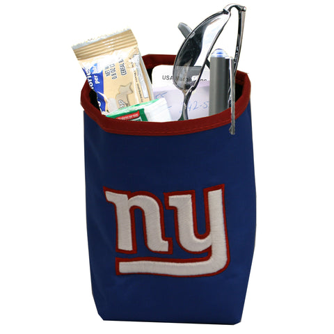 New York Giants Car Organizer Pocket