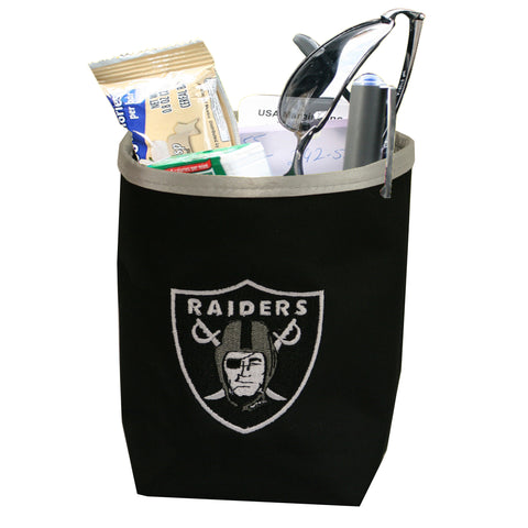 Oakland Raiders Car Organizer Pocket
