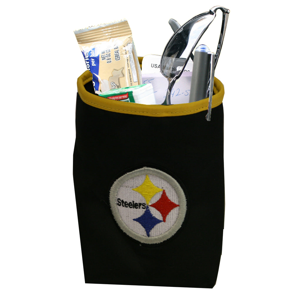 Pittsburgh Steelers Car Organizer Pocket