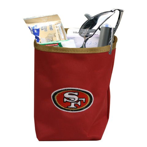 San Francisco 49ers Car Organizer Pocket