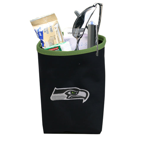 Seattle Seahawks Car Organizer Pocket