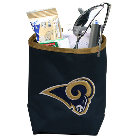 Los Angeles Rams Car Organizer Pocket