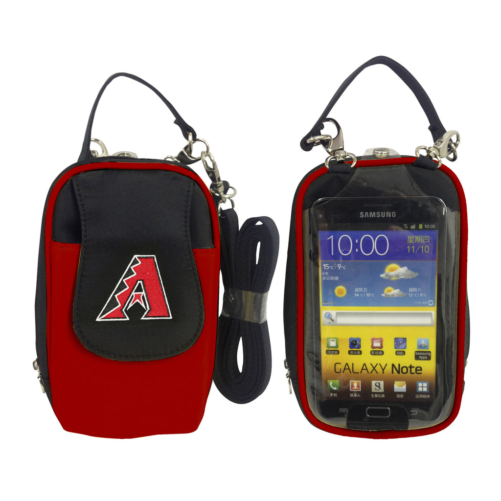MLB Arizona Diamondbacks PursePlus XL with Touchscreen - Charm14