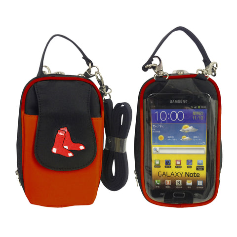 MLB Boston Red Sox PursePlus XL with Touchscreen - Charm14