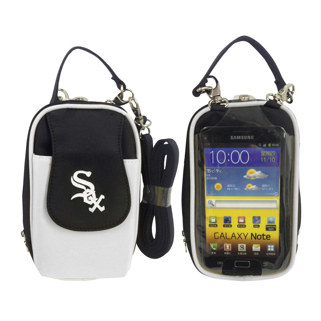 MLB Chicago White Sox PursePlus XL with Touchscreen - Charm14