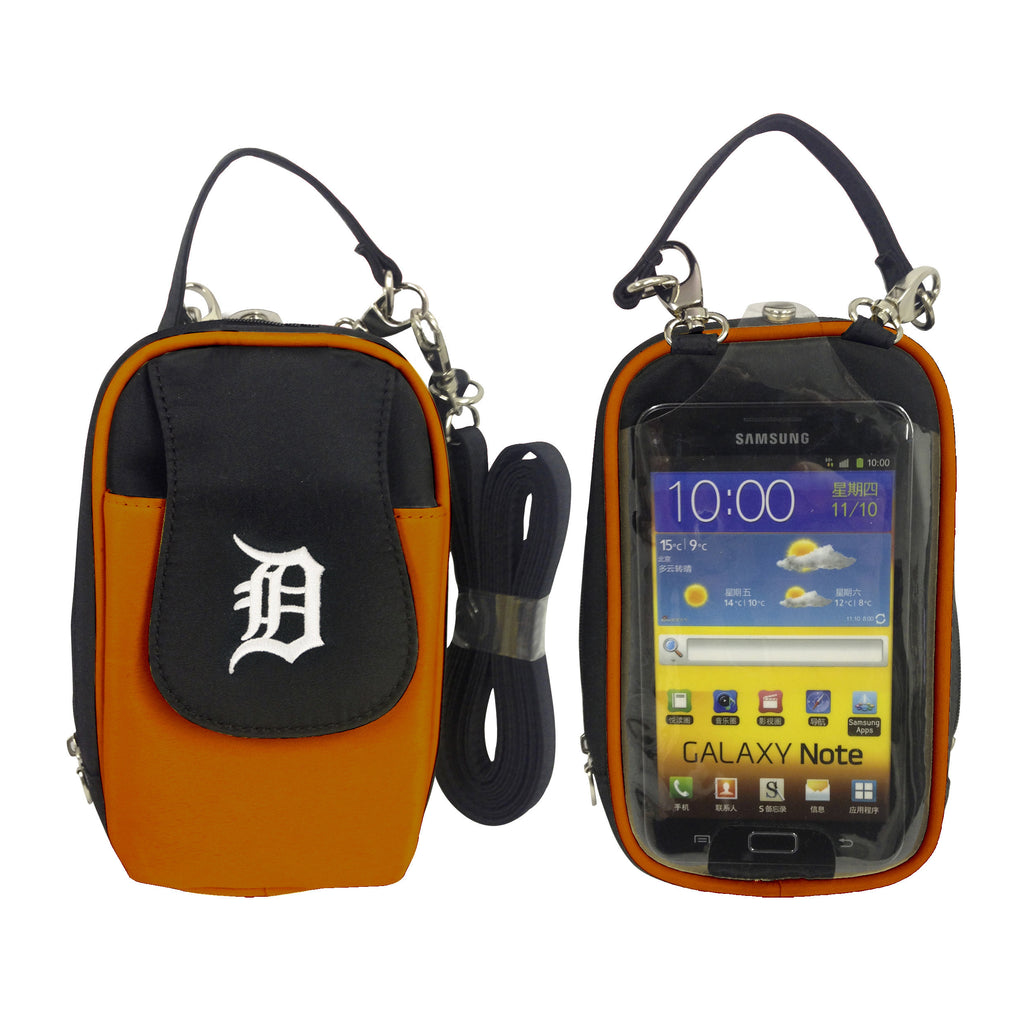 MLB Detroit Tigers PursePlus XL with Touchscreen - Charm14