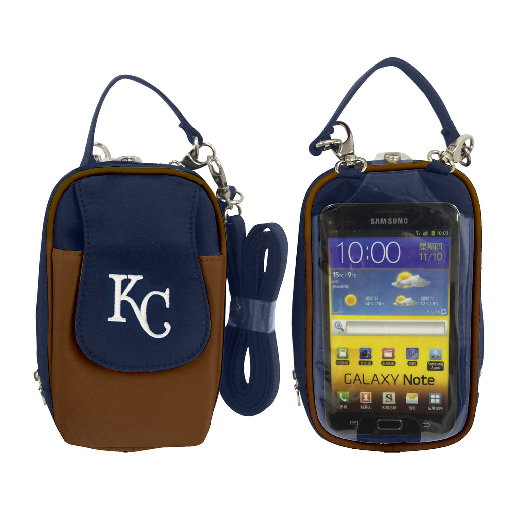 Kansas City Royals Cell Phone Purse XL- Fits all phones
