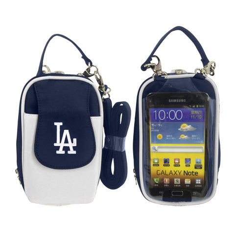 Los Angeles Dodgers Cell Phone Purse XL- Fits all phones