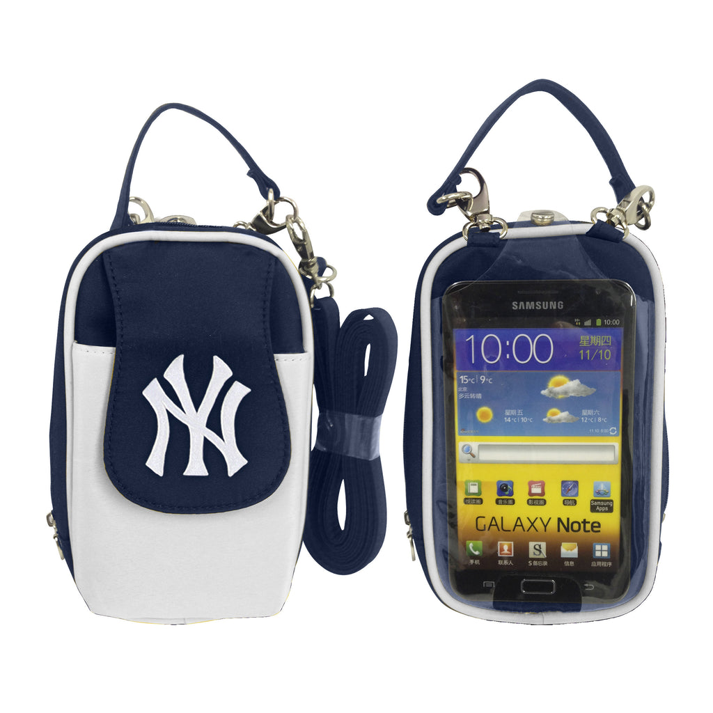 MLB New York Yankees PursePlus XL with Touchscreen - Charm14