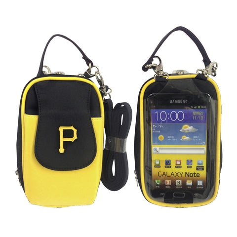 MLB Pittsburgh Pirates PursePlus XL with Touchscreen - Charm14