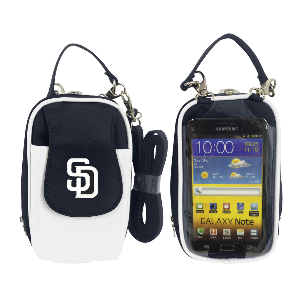 MLB San Diego Padres PursePlus XL with Touchscreen - Charm14