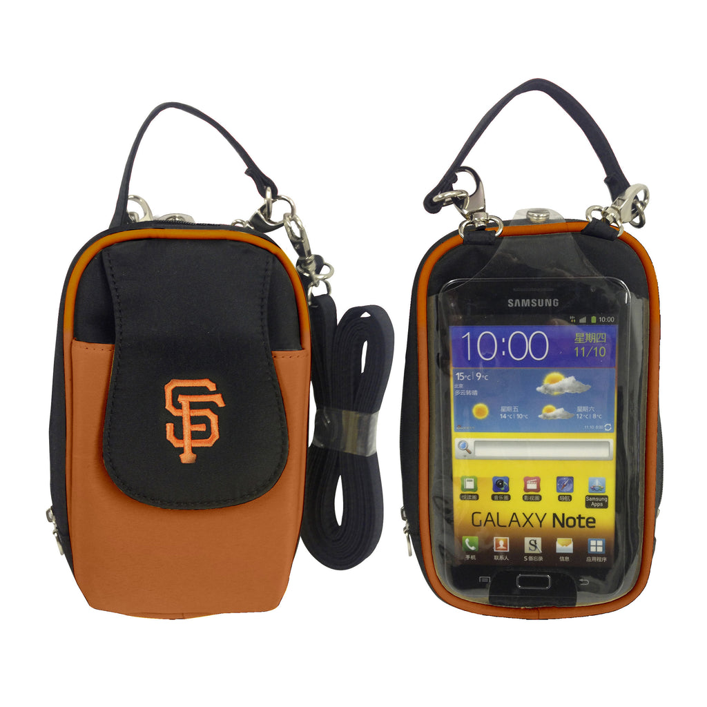 San Francisco Giants Cell Phone Purse XL- Fits all phones