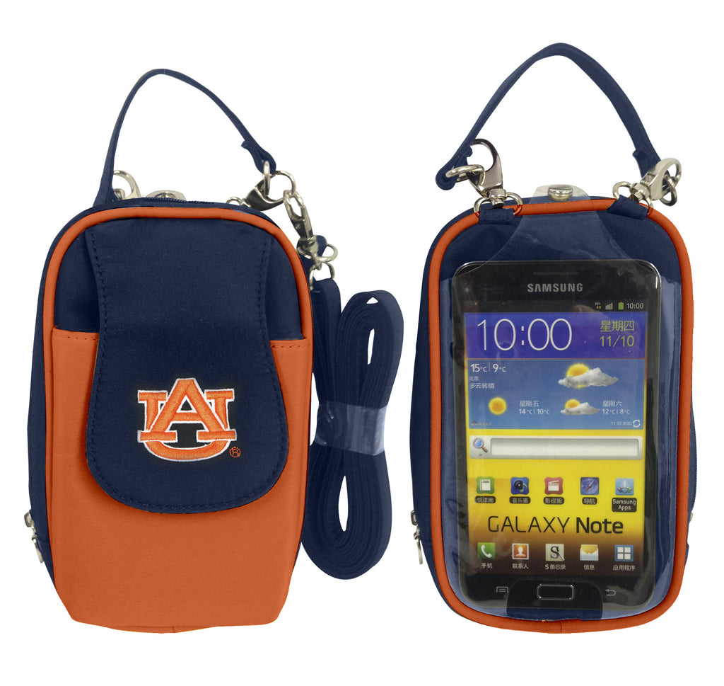 Auburn Tigers Cell Phone Purse XL- Fits all phones