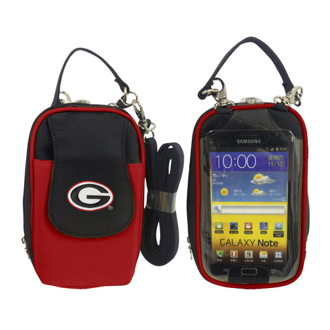 Georgia Bulldogs  Cell Phone Purse XL- Fits all phones