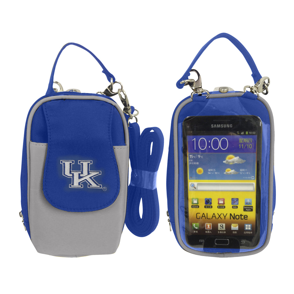 Kentucky Wildcats Cell Phone Purse XL- Fits all phones