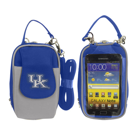 Kentucky Wildcats -NCAA-PursePlus XL with Touchscreen - Charm14