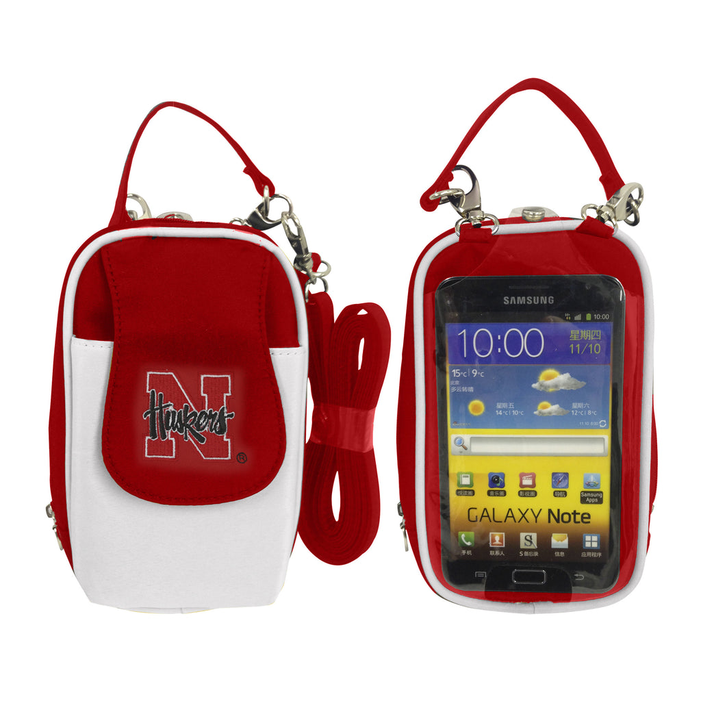Nebraska CornHuskers Cell Phone Purse XL- Fits all phones