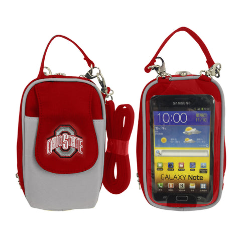 Ohio State Buckeyes Cell Phone Purse-XL-Ohio Stadium Size - Charm14