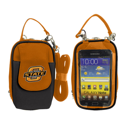 NCAA Oklahoma State Cowboys PursePlus XL with Touchscreen - Charm14