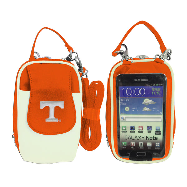 NCAA Tennessee Volunteers PursePlus XL with Touchscreen - Charm14