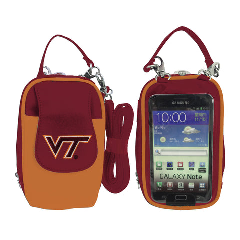 Virginia Tech Hokies Cell Phone Purse XL- Fits all phones