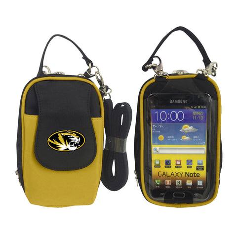 Missouri Tigers Cell Phone Purse XL- Fits all phones