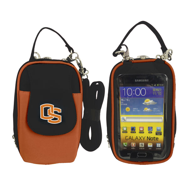 NCAA Oregon State Beavers PursePlus XL with Touchscreen - Charm14