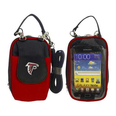 NFL Atlanta Falcons PursePlus XL with Touchscreen - Charm14