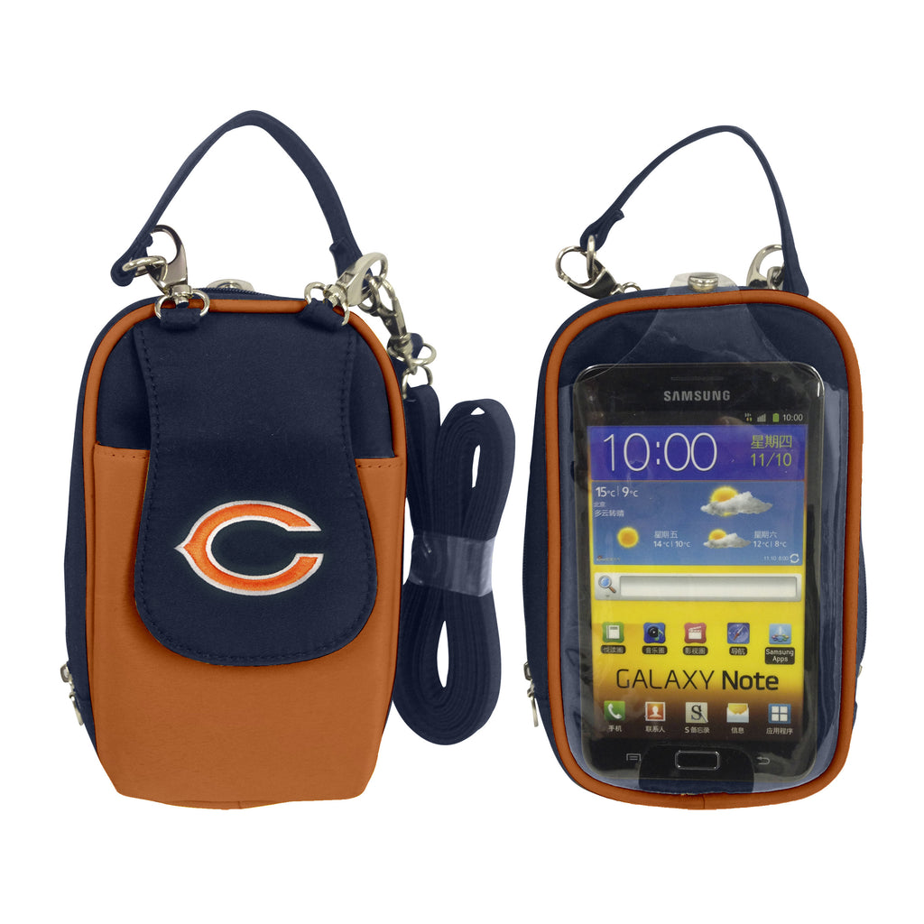 NFL Chicago Bears PursePlus XL with Touchscreen - Charm14