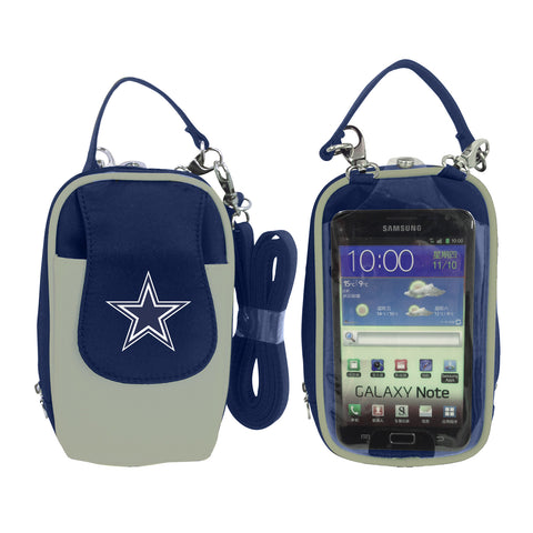 Dallas Cowboys Cell Phone Purse XL- Fits all phones