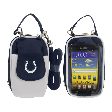NFL Indianapolis Colts PursePlus XL with Touchscreen - Charm14