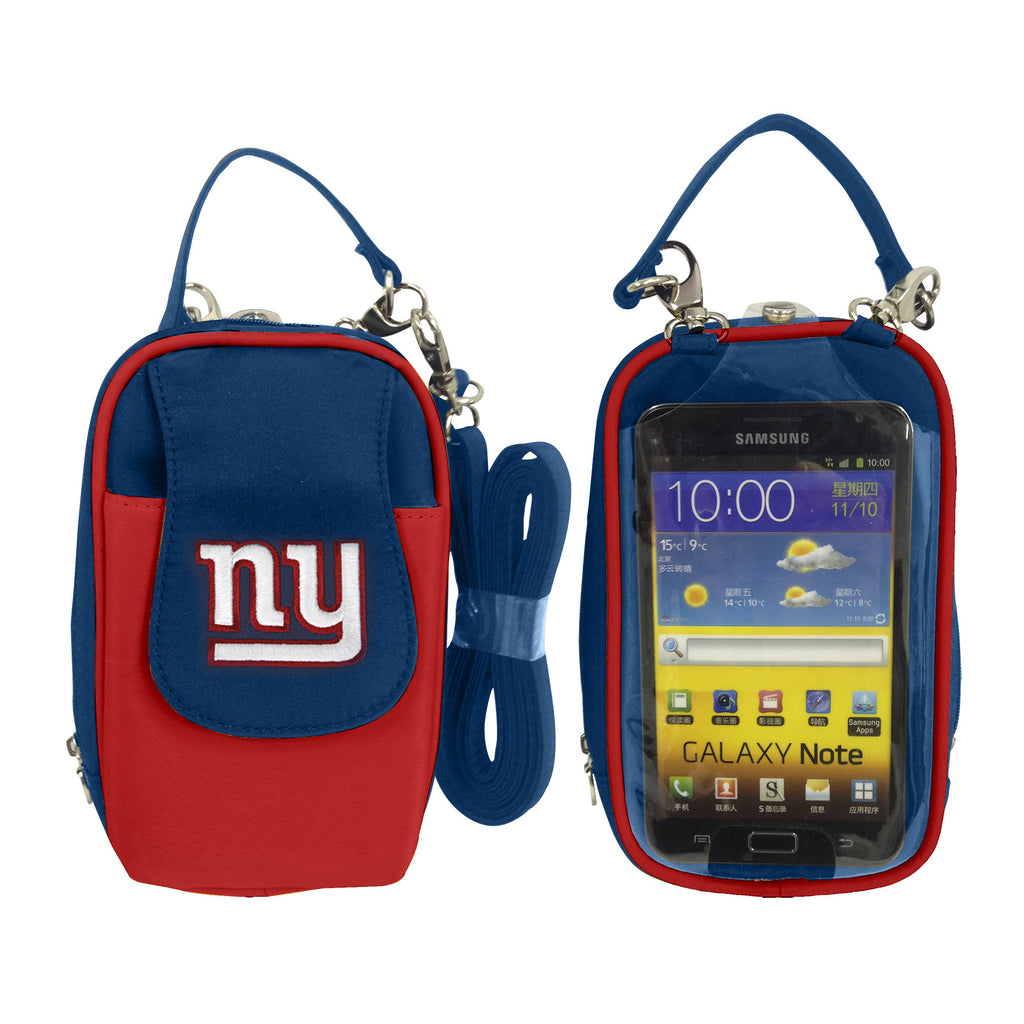 NFL New York Giants PursePlus XL with Touchscreen - Charm14
